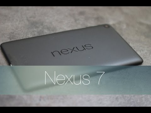 Nexus 7 (2013) Review en Español
