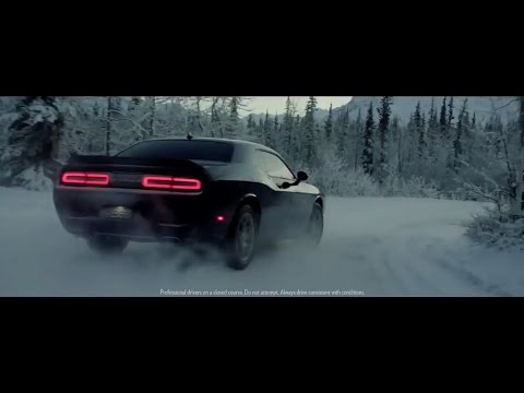 "DODGE CHALLENGER GT ""Alaska"" Commercial - Los Angeles, Cerritos, Downey CA - AWD - 800.549.1084"