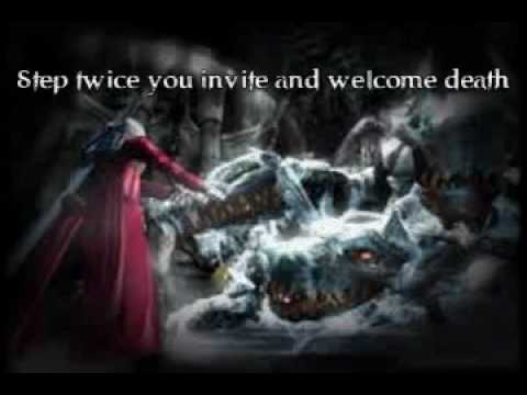 Devil May Cry 3 : Cerberus Battle Song Lyrics