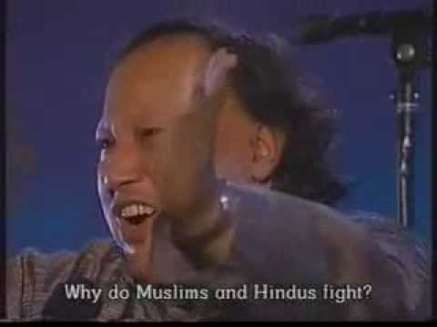 Nusrat Fateh Ali Khan Live Allah Hoo 1993