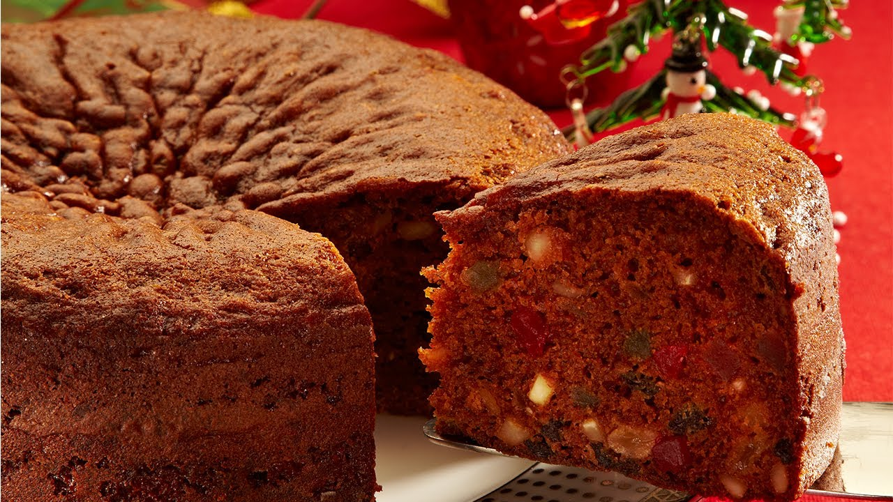 How to cook Christmas cakes - step by step recipes 81
