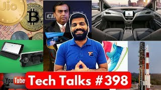 Tech Talks #398 - JioCoin, S9 Box, Oneplus 6, ISRO Launch, Xiaomi Shoes, Delivery Robots, Moto Mods