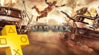 Mad Max PS Plus April 2018 until May 2018