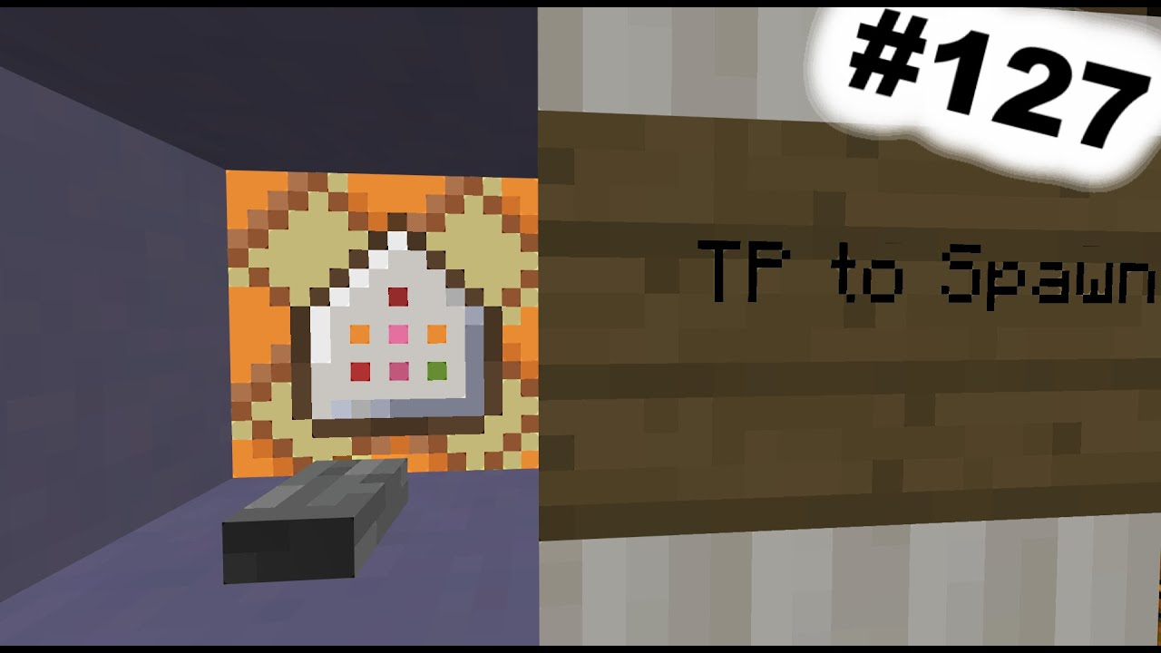 Teleport Command in Survival! | ProtoTech SMP #127