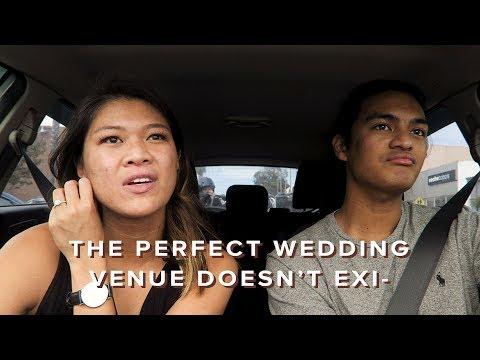 wedding venue shopping vlog | san diego
