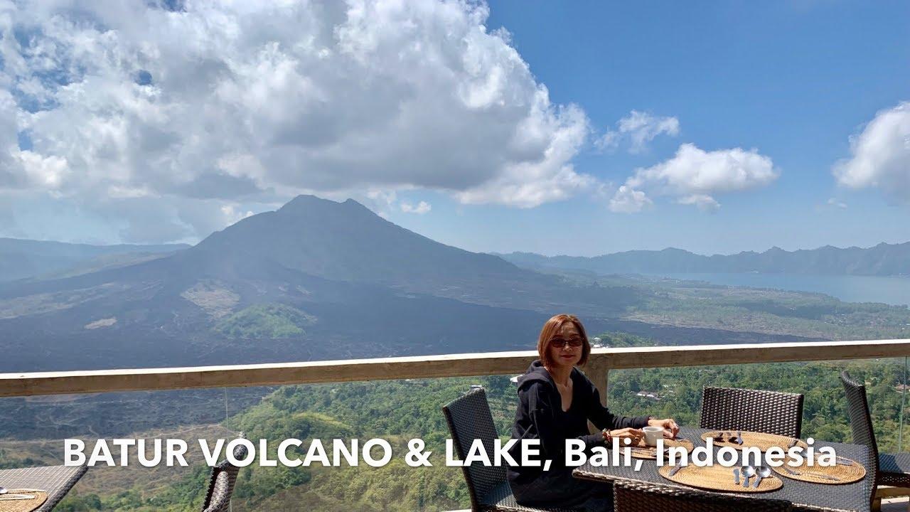 Download Batur Volcano &  Batur Lake, Bali, Indonesia | Family Trip Ep.14
