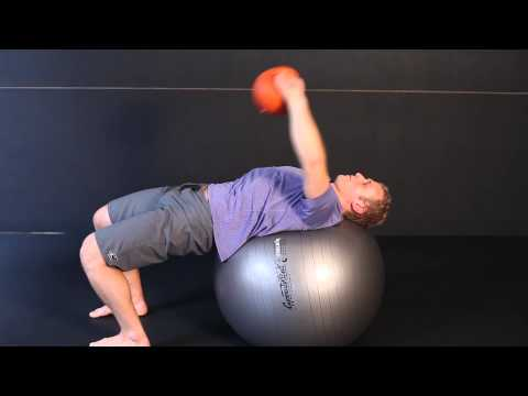 Exercises for Teres Major, Teres Minor & the Rhomboids : Functional Fitness