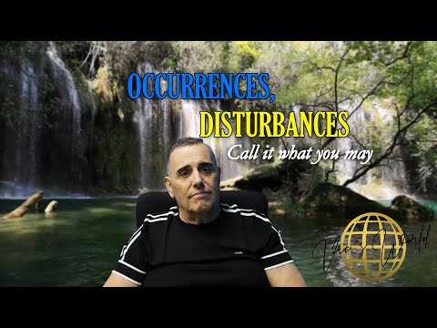 Vic's World - Occurrences, Disruptions