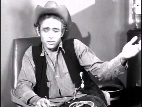 James Dean Interview 1955 Youtube