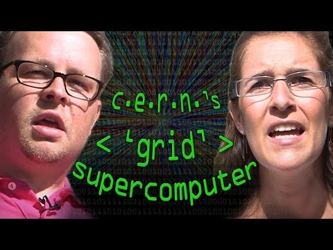 The Grid, CERN's Global Supercomputer - Computerphile
