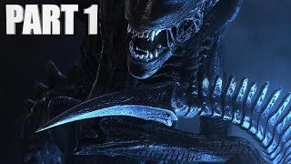 Alien Isolation Walkthrough Part 1 - Sevastopol - Mission 1 Let's Play - Xbox One Gameplay 1080P