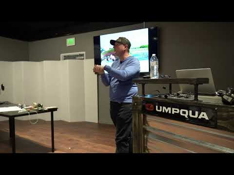 Advanced Chironomid Tactics Class With Phil Rowley