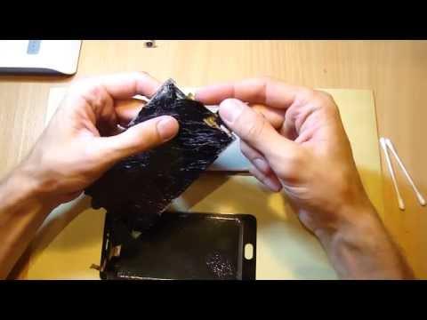 Разборка Meizu M3 Note + замена дисплея ч.2