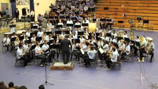 1080p Chimera | Aliamanu Middle School Panther Band | 2013 South POB