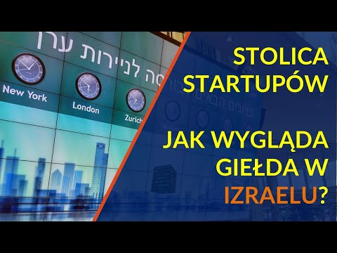 [ENG subs] Jak wygląda izraelska giełda? | How does Tel Aviv Stock Exchange look like?