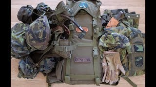 Příprava na vojenské cvičení Hradba 2018
