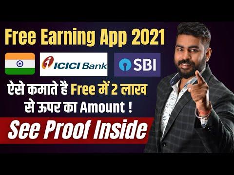 Free Earning App 2021   Proof Inside   Earn Money Online 2021