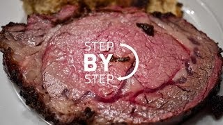 How to Cook the Perfect Standing/Prime Rib Roast Beef Recipe