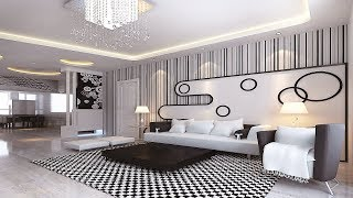 Top 30 design ideas of Lavish, Modern, Luxurious Living Room Interior designs