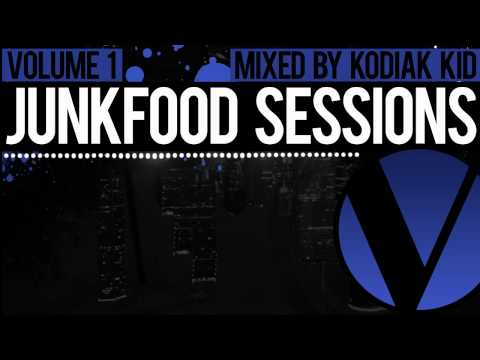 Junkfood Sessions Vol 1: Glitch Hop Mix 2012 (Mixed by Kodiak Kid)