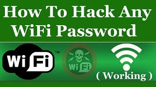 New  Best way to Crack or Hack WPA-WPA2 PSK Wi Fi Password 40 times Faster