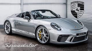 The Porsche 991 Speedster - Is It Worth The Premium?