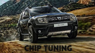 DACIA DUSTER RACE CHIP BY SERIAL TUNING