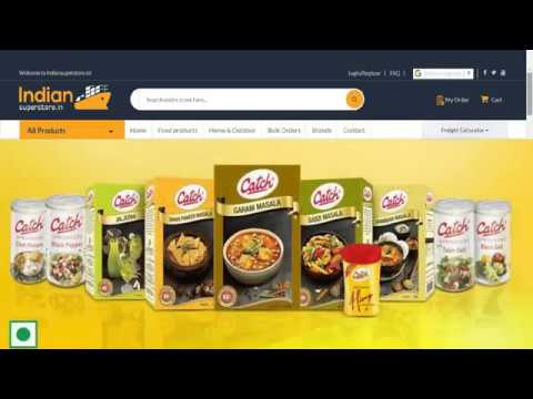 Welcome To Indian Super Store | Introduction of Indian Super Store