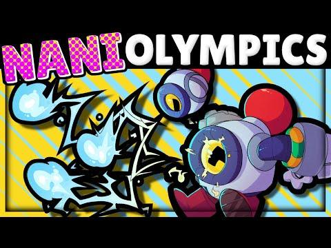 NANI OLYMPICS! | 11 Tests! | Brawl Stars Update Sneak Peek!