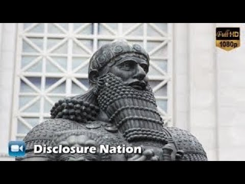Gerald Clark Sumerian Anunnaki Hidden for Mainstream History Books [VIDEO]
