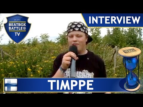 Timppe from Finland - Interview - Beatbox Battle TV