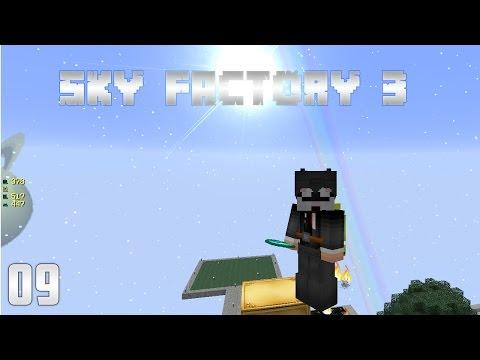 Sky Factory 3 EP9 Jetpack - Simply Jetpacks