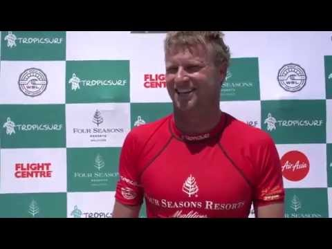 Four Seasons Resorts Maldives Champions Trophy 2016 Single Fin Highlights