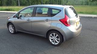 2015 Nissan Versa Note SL review & test drive