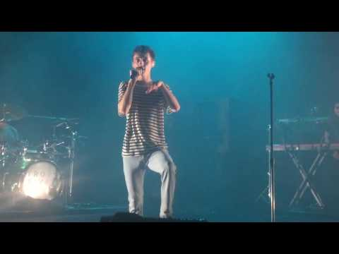 Troye Sivan - BLUE (Feat. Alex Hope) Live in L.A.