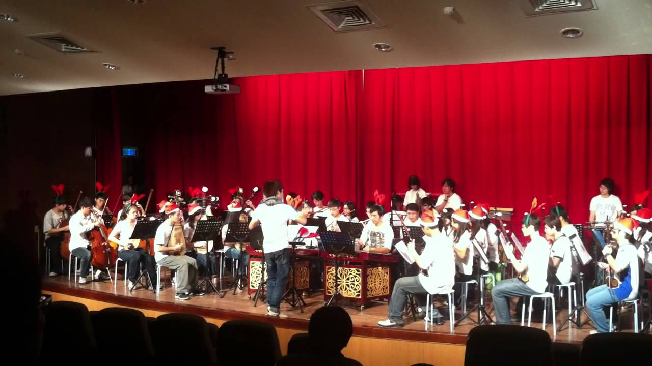 Christmas Medley Chinese Orchestra Version