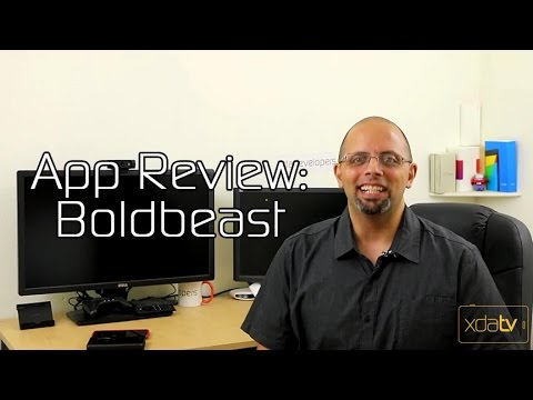 Boldbeast for Your Voice Recording Needs – XDA App Review