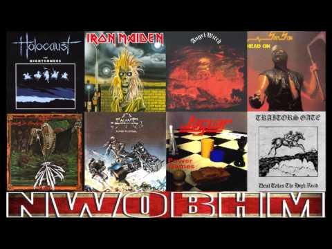 N.W.O.B.H.M. playlist
