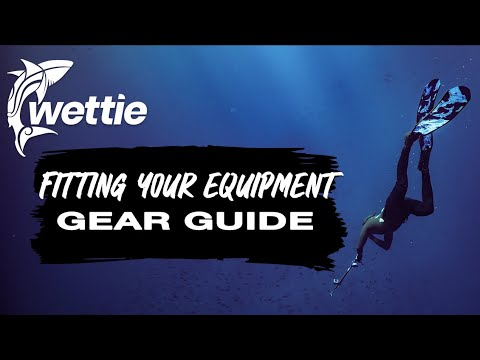 Fitting Your Equipment (Complete Kit) - Wettie TV- GEAR GUIDE: