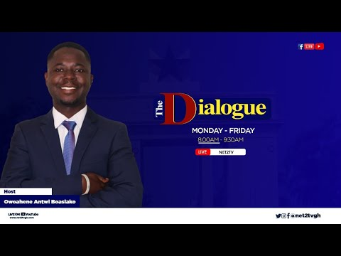 THE DIALOGUE WITH CHRISTIAN DONKOR - CHARTERED ACCOUNTANT AND ECONOMIST (OCTOBER 15, 2021)