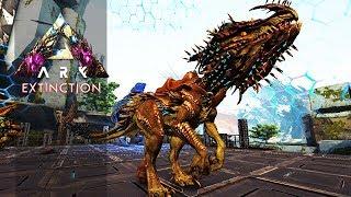 Ark Extinction DLC EP13 - Pokebolas Infinitas & Dino Metralhadora!