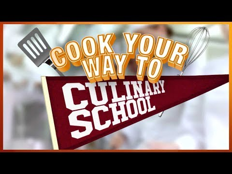 Cook Your Way To Culinary School: Win Money For College!  Rachael Ray