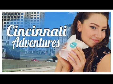 CINCINNATI ADVENTURES | VLOG
