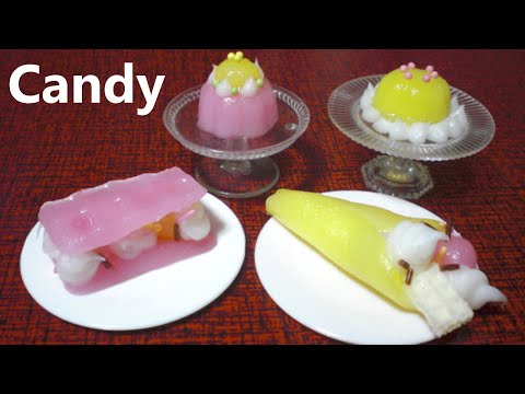 popin cookin #8 - Crepe shaped candy