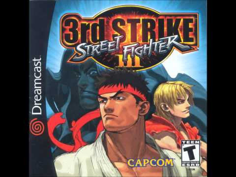 Street Fighter III 3rd Strike [Main Theme] [HD] [Dreamcast/PS4/XBOX ONE/Nintendo Switch/PC] 1999