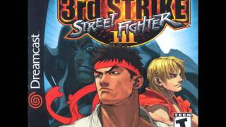 Street Fighter III 3rd Strike: Fight For The Future (Main Theme) (HD) 1999