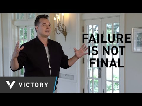 Part 6 | David Series | Failure Is Not Final | Paul Daugherty