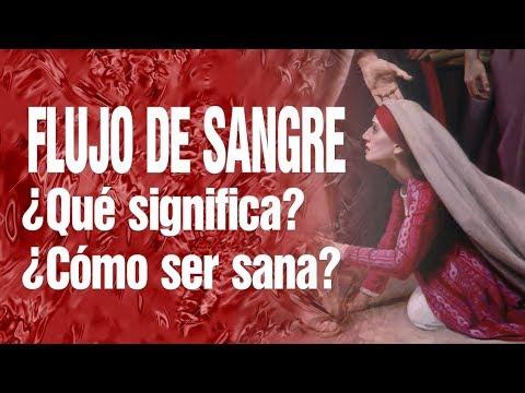 Flujo de Sangre - ¿Qué significa? ¿Cómo ser sana?     Pastor Marco Antonio Sanchez