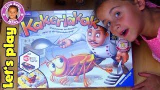 KAKERLAKAK 3D HEXBUG BRETTSPIEL | Eine rasante Jagd für clevere Fallensteller | CuteBabyMiley