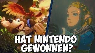 Hat Nintendo diese E3 gewonnen...? - RGE